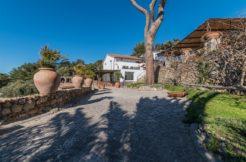 Vendita bellissima villa, magnifico panorama sul mare, Porto Santo Stefano