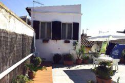 Vendita appartamento luminoso con terrazza 80mq. Centro Storico