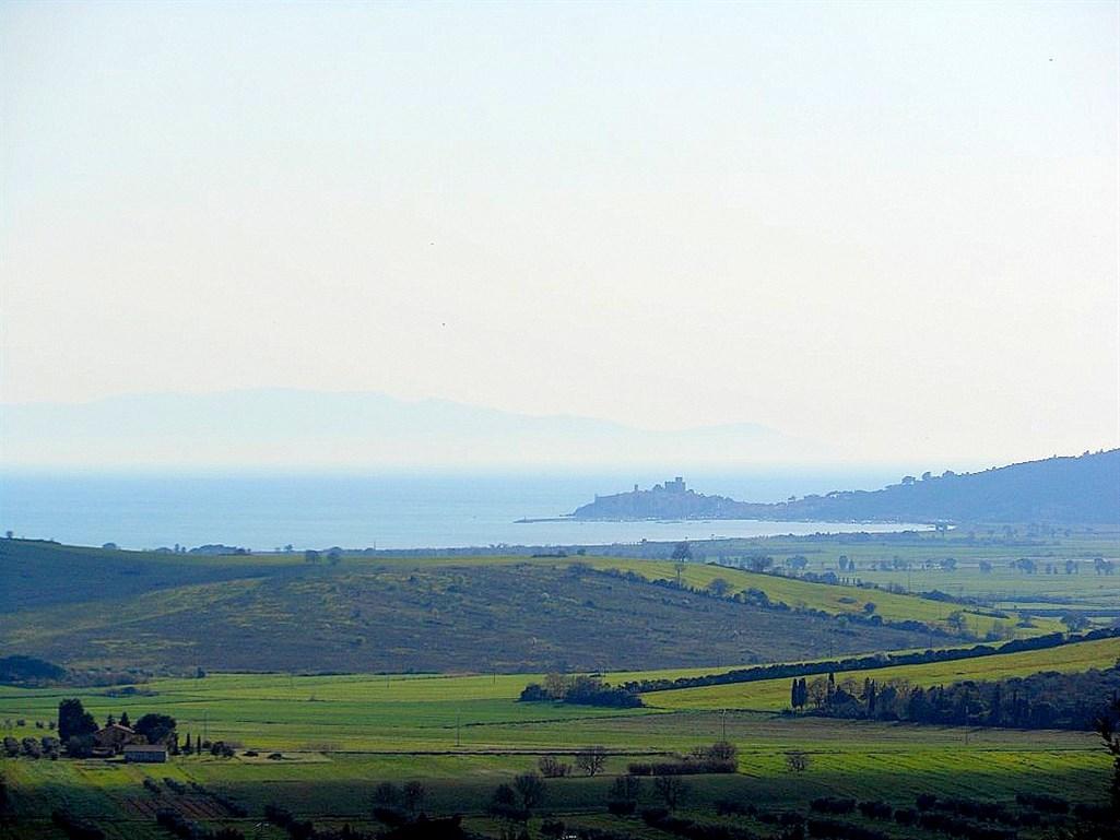 Vendita terreno edificabile progetto casale vista mare, Montiano