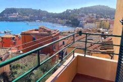 Vendita appartamento con stupenda vista mare a Porto Ercole