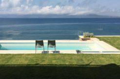 Affitto villa Approdo con piscina, stupenda vista mare e discesa a mare privata