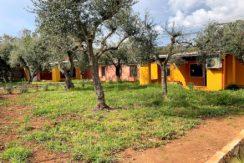 Vendita ad Ansedonia 2 villini-appartamenti con giardino