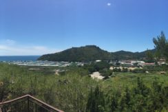 Vendita villino con vista mare, ampi terrazzi, vicino alla spiaggia, due posti auto. Porto Ercole – Argentario