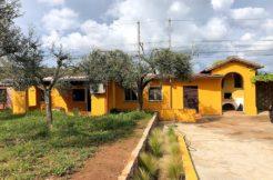 Vendita ad Ansedonia villino-appartamento con giardino