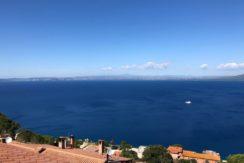 Vendita attico con spettacolare vista mare, a Porto Santo Stefano.