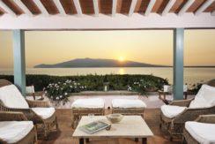 Affitto elegante villa Amanda con piscina e discesa mare privata.
