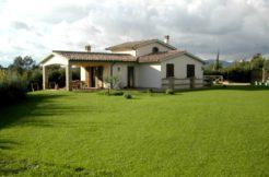 Affitto villa Carmen nella campagna di Capalbio