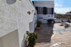 Vendita appartamento con terrazza 80mq, Centro Storico
