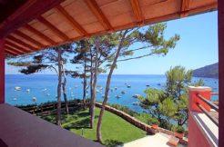 """Affitto """"Dimora Alex"""", elegante, sul mare con spiaggia privata, privacy. Porto Ercole. 14/16 ospiti"""