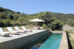 """Affitto """"Casale l'Uliveto"""", antico casale in pietra, con piscina, Porto Ercole Argentario 10 ospiti"""