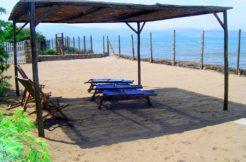 Vendita villa con spiaggia privata e giardino, Giannella Orbetello