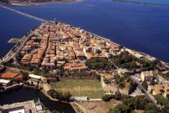 Vendita attico ad Orbetello, con stupenda vista laguna e Argentario