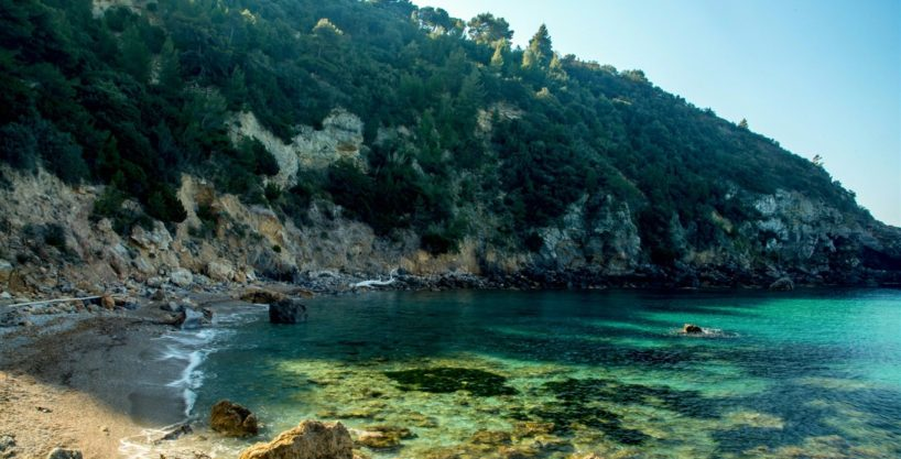 """Affitto """"Cottage la Valletta"""", con magnifica vista mare, nella costa sud dell'Argentario. 2/4 posti letto"""