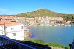 Affitto appartamento con terrazzo vista mare, in centro a Porto Ercole