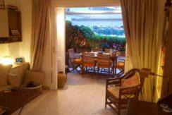 Vendita delizioso appartamento con vista mare e terrazzo coperto