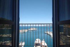 Affitto appartamento con due balconi, splendida vista mare